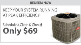 HVAC Clean & Check